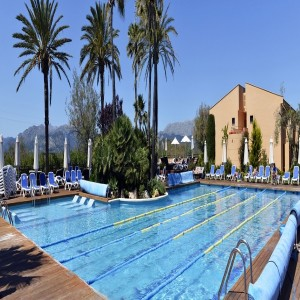 Mallorca swimming pool